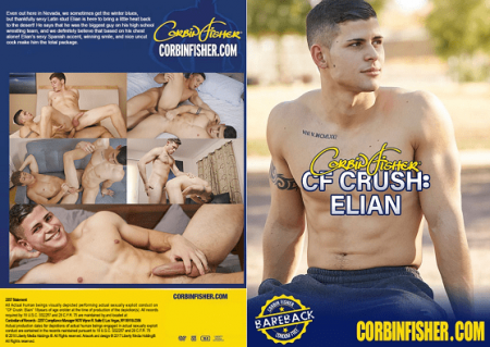 CF Crush: Elian 2018 Full HD Gay DVD