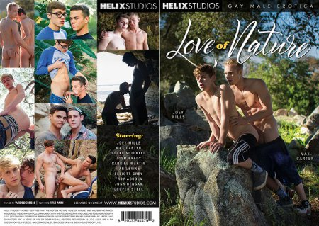 Love of Nature 2018 Full HD Gay DVD