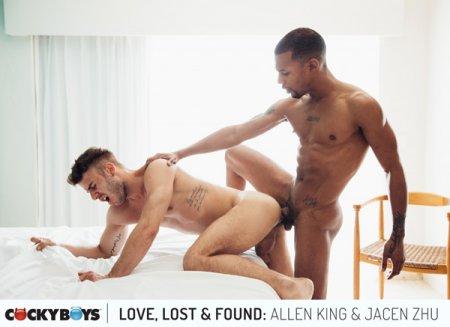 Love, Lost & Found Part 3: Allen king & Jacen Zhu 2018-04-24