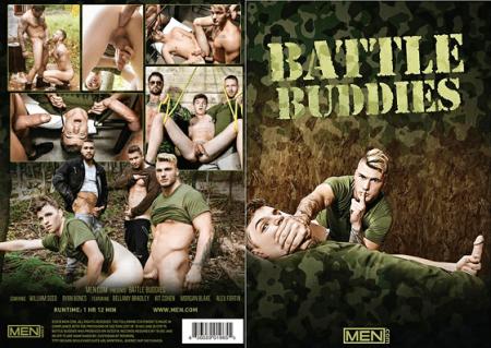 Battle Buddies 2018 Full HD Gay DVD