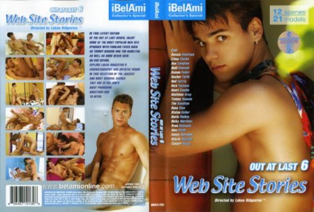 Out At Last 6 - Web Site Stories