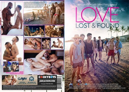 Love Lost & Found 2018 Full HD Gay DVD