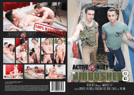 Ambushed 8 Full HD Gay DVD 2018