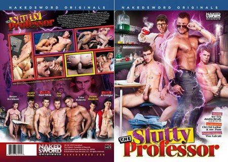 The Slutty Professor 2018 Full HD Gay DVD