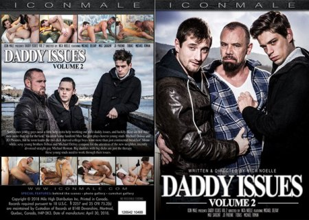 Daddy Issues volume.2 Full HD Gay DVD 2018