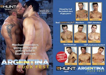 Argentina Fuck Fest 2013