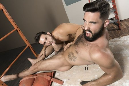 Rough And Raw 3 Part #3 - Blaze Burton & Casey Jacks 2018-07-06