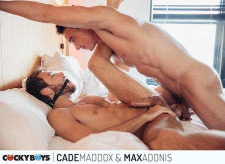 Cade Maddox & Max Adonis 2018-07-10