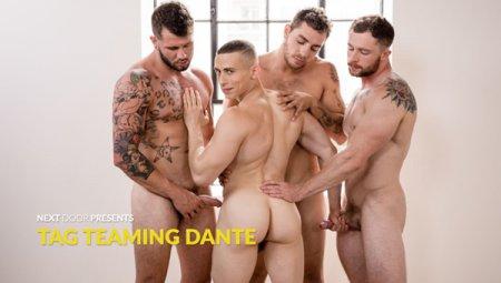 Dante Martin, Markie More, Johnny Hill & Carter Woods 2018-07-20