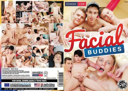 Facial Buddies 2018 HD Gay DVD