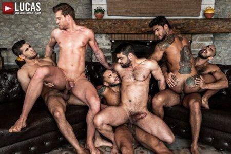 Rico Marlon's Raw Uncut Orgy 2018-08-31