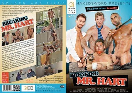 Breaking Mr. Hart 2018 Full HD Gay DVD