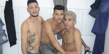Os Caras da Manutençao - Giovani, Guto & Mayk 2018-09-09