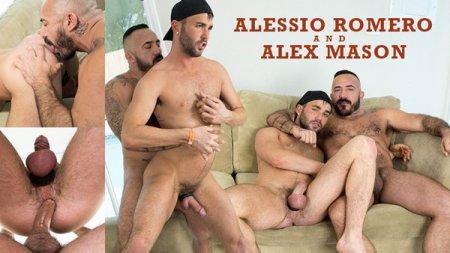 Alessio Romero & Alex Mason 2018-09-12