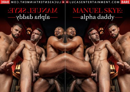 Manuel Skye - Alpha Daddy 2018 Full HD Gay DVD