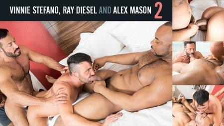 Vinnie Stefano, Ray Diesel & Alex Mason Part 2 2018-10-03