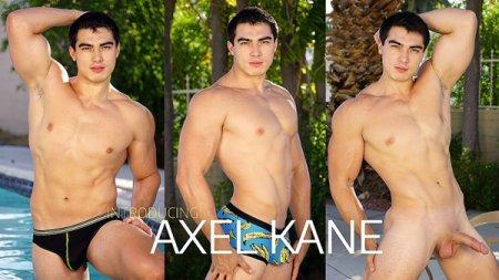 Introducing Axel Kane 2018-09-28