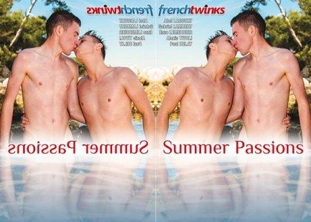 Summer Passion 2018 Full HD Gay DVD