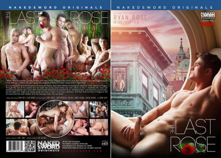 The Last Rose 2018 Full HD Gay DVD