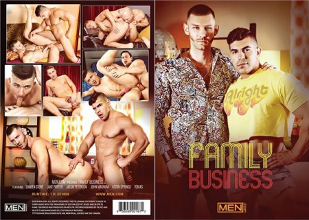 Family Business 2018 Full HD Gay DVD