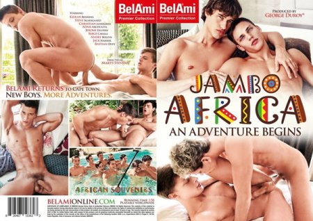 Jambo Africa: An Adventure Begins 2018 HD & FullHD Gay DVD