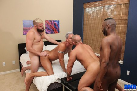 JD Daniels, Sillver Steele, Lion Reed & Daxton Ryker Part 1 2018-11-21