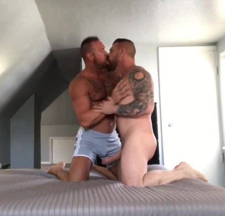OnlyFans - Michal Roman & Rocco Steele in Cleveland