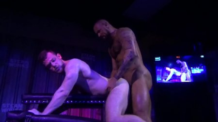 OnlyFans - Michael Roman Steamworks with Kurtis Wolfe