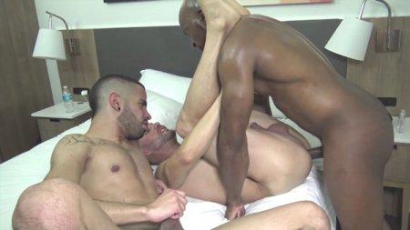Big Dick Ass Invaders - Rafael, Santiago & Champ Robinson