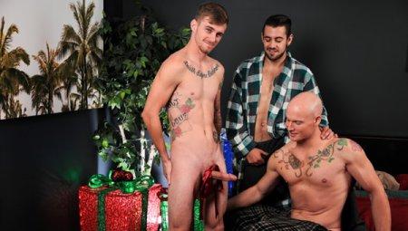 Ryan Jordan, Dante Colle & Roman Eros 2018-12-20