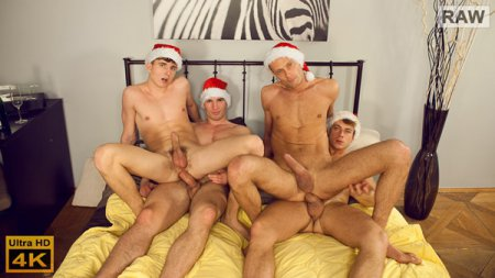 Xmas Wank Party 2018, Part 2 RAW 2018-12-29