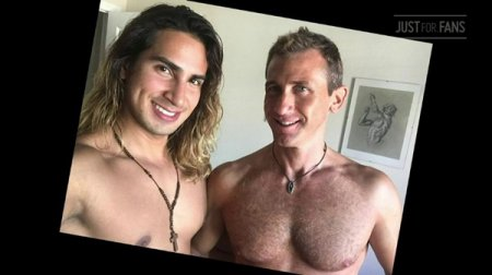JustForFans - My American Diaries - Ettore Tosi with long-haired Jimmy Part 1 2019-01-03