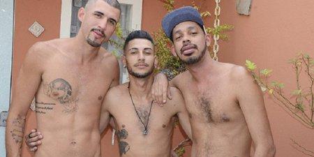 Robson, Giovani & Augusto 2019-01-13