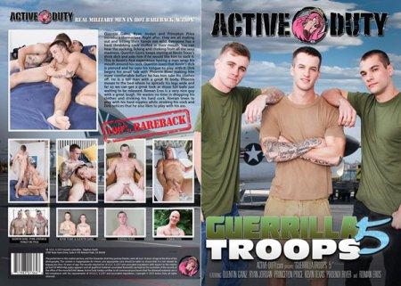 Guerrilla Troops 5 Full HD Gay DVD 2019