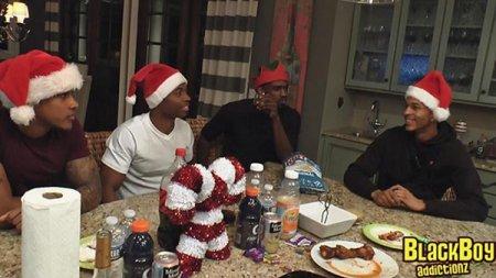 A BBA Christmas Reunion - Apollo, Bandit, Dominic & Isaiah 2018-12-24