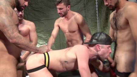 Drew Dixon Gang Bang Part 1 2019-01-18