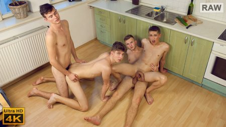 Wank Party #104, Part 2 RAW 2019-01-23