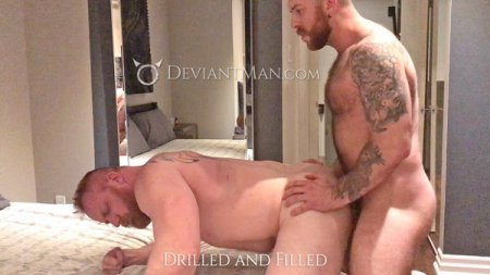 Drilled and Filled - Eisen Loch & Nigel March