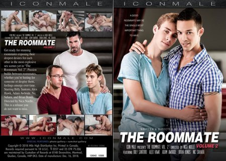 The Roommate vol. 2 2019 Full HD Gay DVD