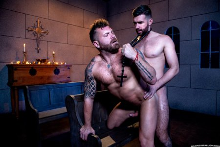 Woody Fox & Riley Mitchel 2019-01-25