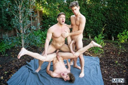 Get Your Dick Outta My Son Part 3 - Bruce Beckham, Michael DelRay & Zander Lane 2019-01-25
