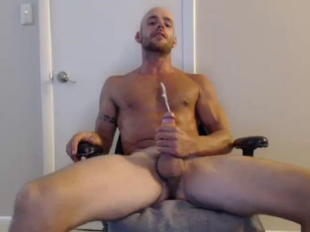 Stany, sexy sport guy shows his cock on cam 2019-01-28