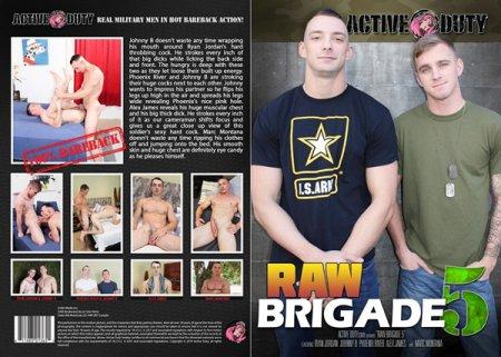 Raw Brigade 5 2019 Full HD Gay DVD