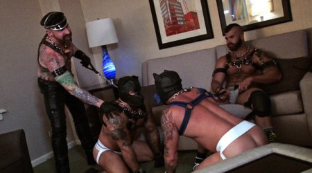 Raw Dogging, Part 1 - Puppy Foreplay 2019-02-06
