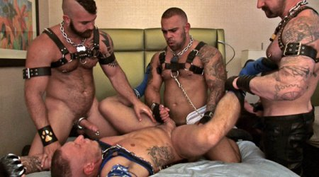 Raw Dogging, Part 2 - Puppy Foreplay 2019-02-06