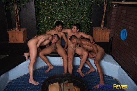 Sexy Rich Gaysians 5: Bathhouse Betrothal 2019-02-08