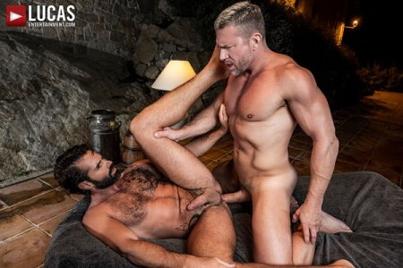 Tomas Brand And Dani Robles' Ass-Pounding Evening 2019-02-08