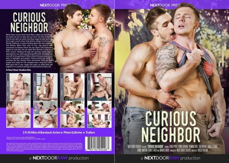 Curious Neighbor 2019 Full HD Gay DVD