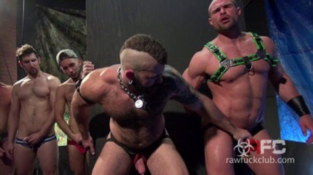 Jonah Fontana's Gang Bang Part 1 2019-02-17