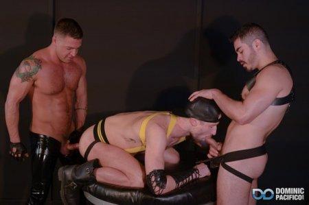 Black Box: Orgy - Dominic Pacifico, Drew Dixon & Cazden Hunter 2019-02-22